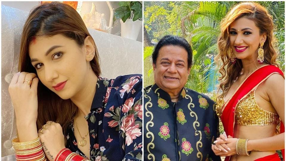 Jasleen Matharu's recent picture sparked speculation that she got married to Anup Jalota.