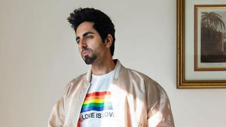 Ayushmann Khurrana made his film debut with 2012's Vicky Donor.