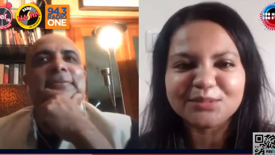 Fashion designer Tarun Tahiliani talks about life during coronavirus, the way forward, helping people out  and life during lockdown with RJ Jane.
