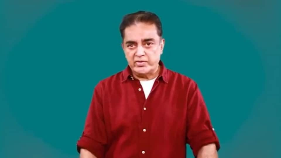 100 Hours 100 Stars:Kamal Haasan got chatting about the Covid-19 lockdown with Fever Digital.