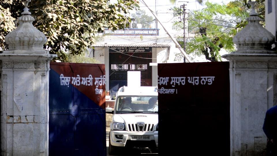 The MHA decided to issue detailed guidelines for prisons after close to two dozen cases of infections were reported at Indore jail in Madhya Pradesh.Photo by Bharat Bhushan Hindustan Times.