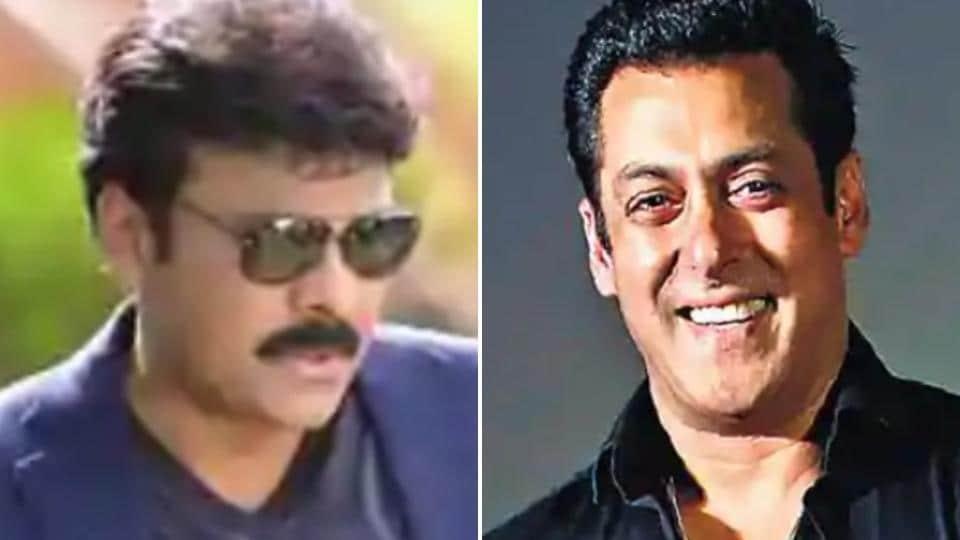 Salman Khan is not part of Chiranjeevi's Acharya.