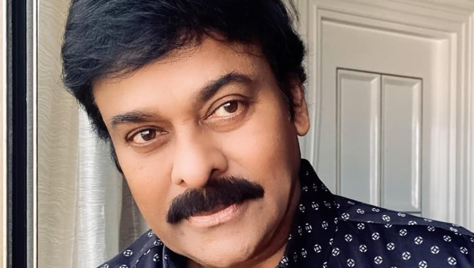 Chiranjeevi is currently busy with Acharya.