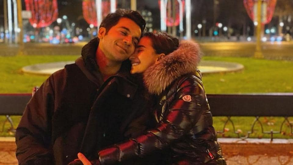 Rajkummar Rao and his girlfriend Patralekhaa are on a rigorous diet regimen during the ongoing lockdown