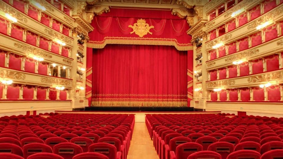 Milan's famed La Scala opera house on Thursday unveiled a virtual journey through its ornate premises and rich archives via Google Arts & Culture, with serendipitous timing as theaters throughout Italy and the western world remain closed due to the coronavirus.