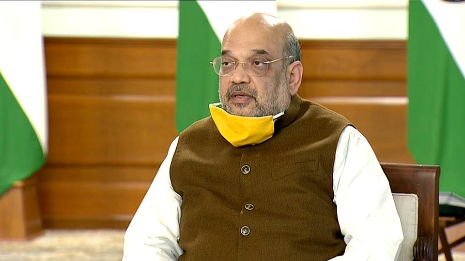 Union Home Minister Amit Shah condoled the death of migrant workers in Maharashtra.
