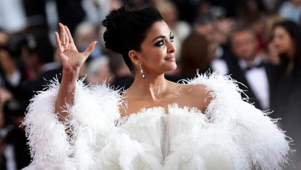 Aishwarya Rai Bachchan looked stunning in her 18th year at the Cannes Fim Festival's red carpet last year in elegant couture, street style and metallic lustre. Her best looks.