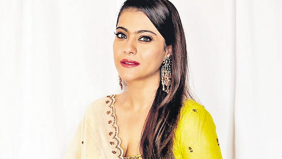 Kajol admits that being a mum has helped her acting career