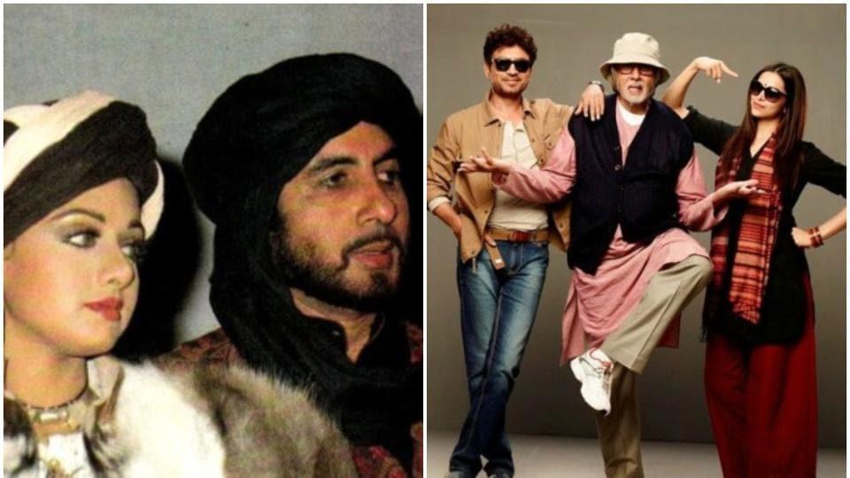 Amitabh Bachchan spoke about his films Piku and Khuda Gawah in his latest blog post.