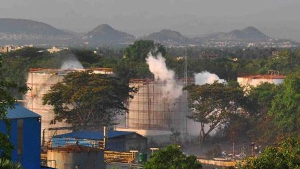 Expressing doubts over the content of the gas leaked from the plant, N Chandrababu Naidu pointed out that though the company claimed that the gas that had leaked was Styrene, there were also reports of other toxic gases being in it.