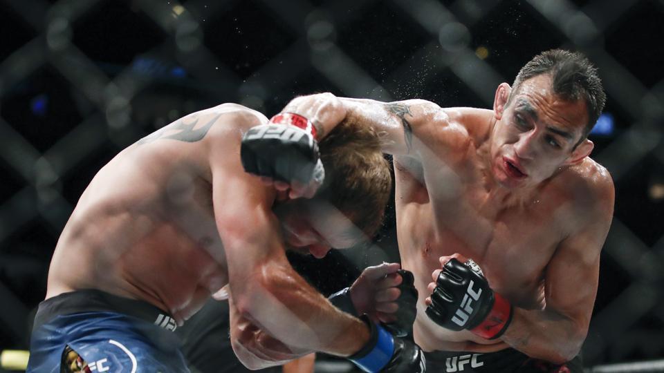 File image of UFC 249.
