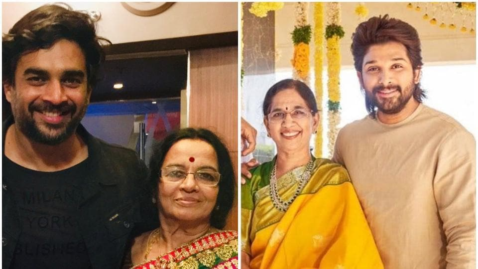 Chiranjeevi, AlluArjun, RMadhavan among others celebrated Mother's Day with warm messages.