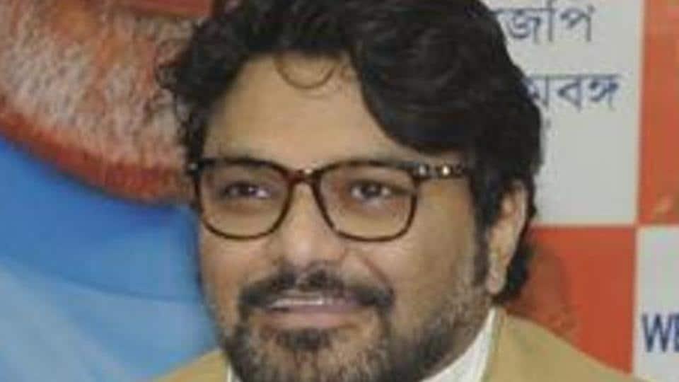 Babul Supriyo had alleged a nexus between the top Bengal official and Mamata Banerjee's party.