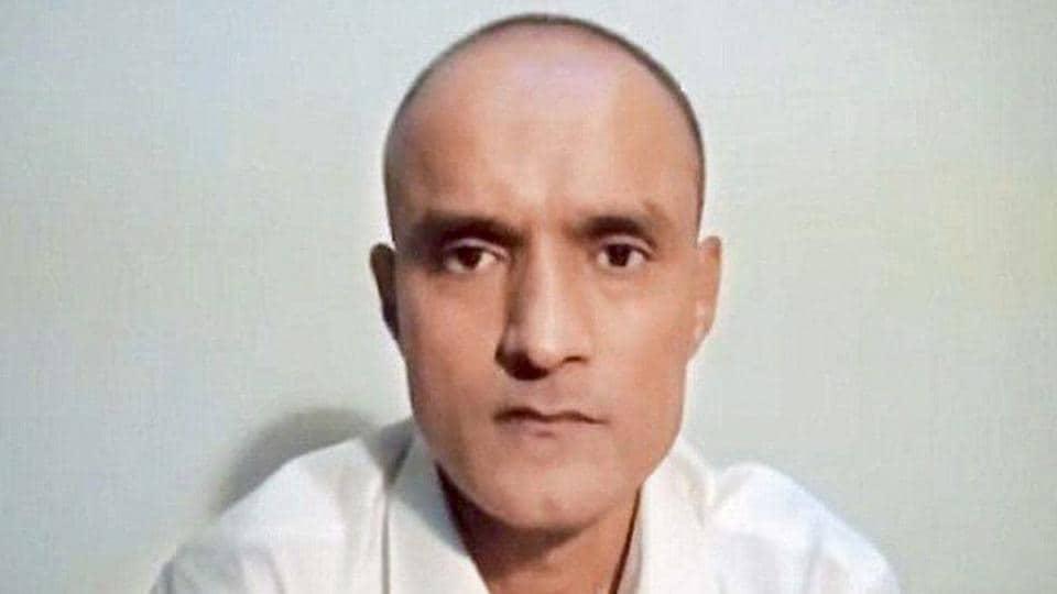 File photo of former Indian naval officer Kulbhushan Jadhav