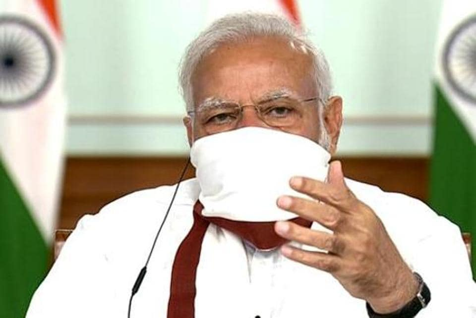 PMModi will hold a meeting over video conference with chief ministers of states and Union Territories.