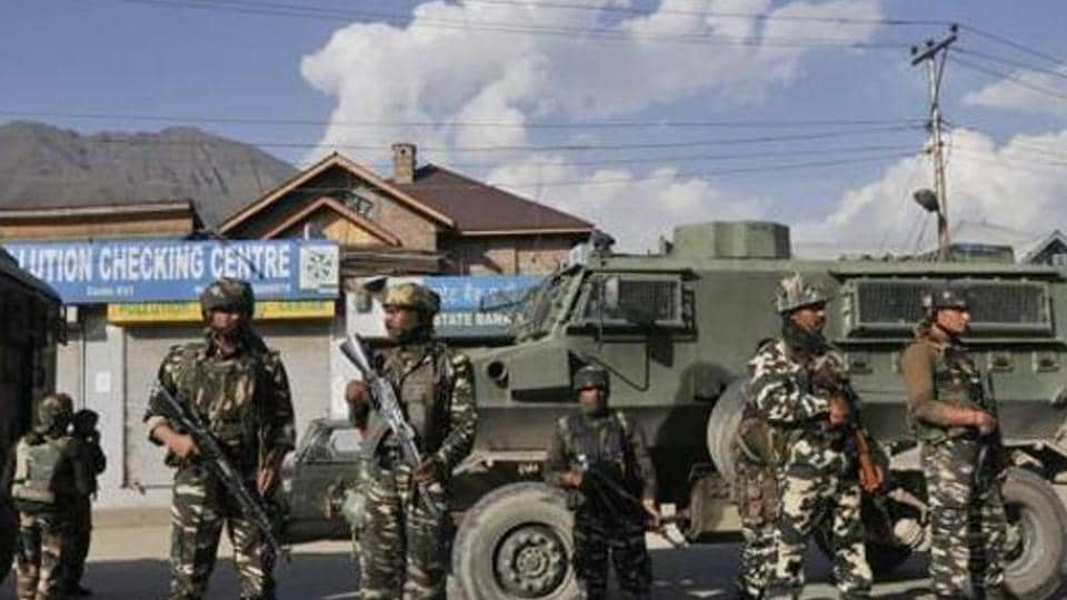 The CRPFand the army have been placed on high alert in the Kashmir valley following intelligence reports that the Jaish-e-Mohammed is planning terrorist attacks on security forces on May 11, Monday