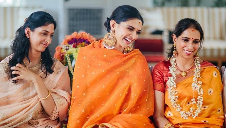 Deepika Padukone twins with mother Ujjala in bright orange for latest Mother's Day post