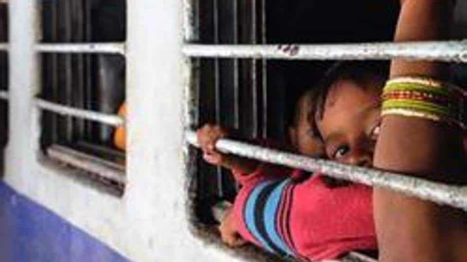 The railways said these trains, ferrying stranded migrants to their destinations, can have up to 1,700 people on board.