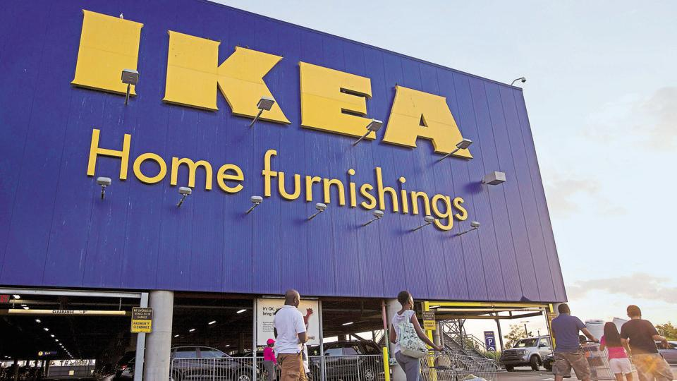 """""""We resolutely oppose and condemn this kind of behaviour, and immediately reported it to the police in the city of the suspected store,"""" Ikea said in a statement, without revealing the name of the branch."""