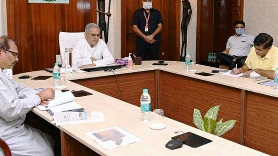 The finance department has prepared a department-wise time schedule to discuss the economy keeping in mind the effect that the nationwide lockdown has had on the state and the economic growth. (Photo @bhupeshbaghel)