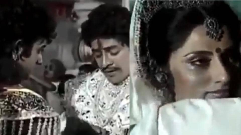 Behind-the-scenes of the last episode of Mahabharat.