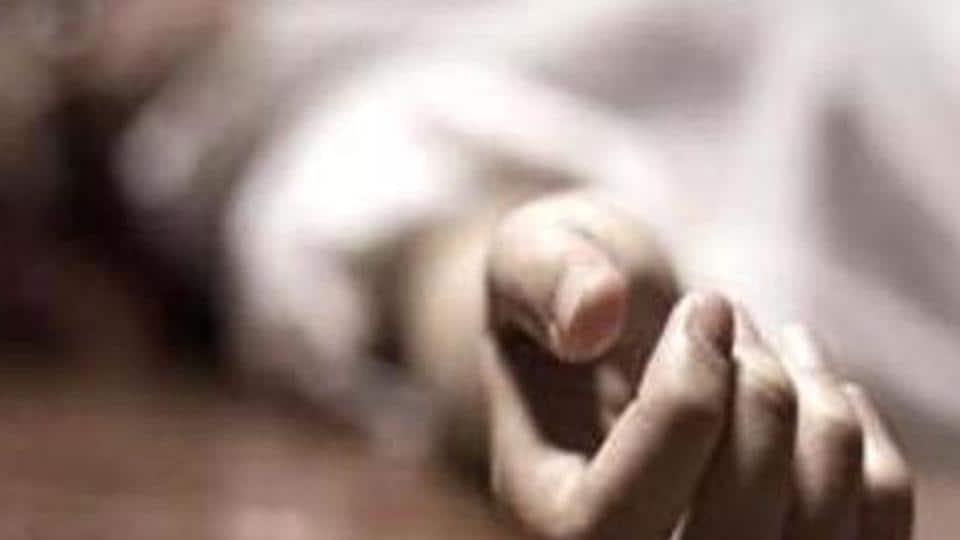 Ompal, a property dealer, shot dead one of his five sons after he stopped his father from shouting at his mother on Monday night.