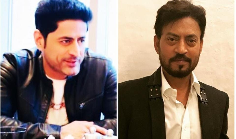 Mohit Raina said that he was really looking forward to working with Irrfan Khan.