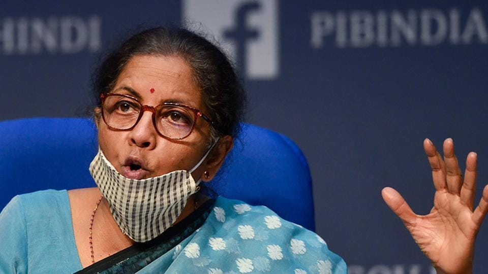 Union Finance Minister Nirmala Sitharaman is announcing the details of the Rs 20 lakh crore economic package to fight coronavirus pandemic.