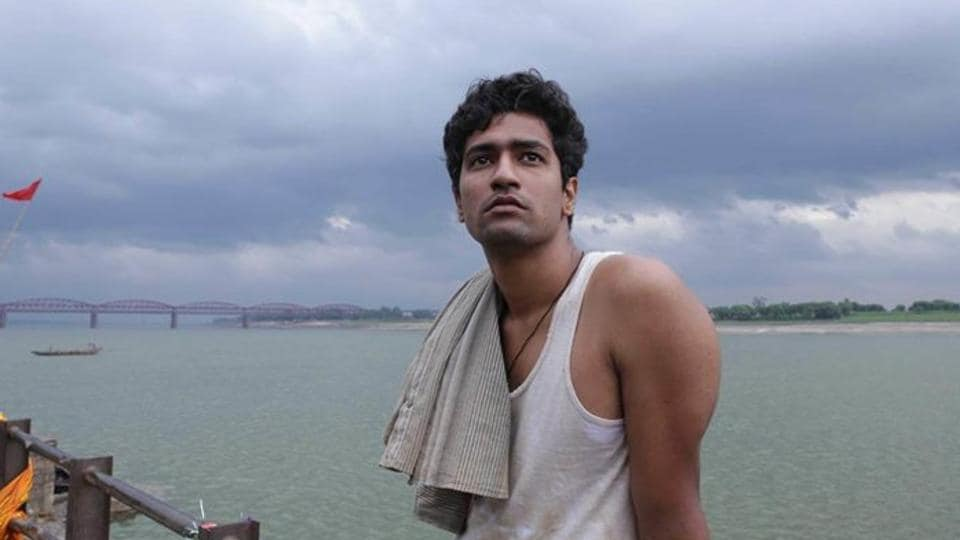 Vicky Kaushal in a still from Masaan.