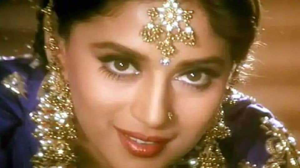 Happy Birthday Madhuri Dixit: From girl-next-door to Bollywood fashionista in the 90s, Madhuri Dixit stunned in all.