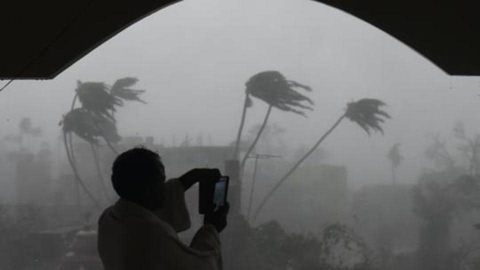 The cyclonic storm is likely to lash Odisha at a time when 21 of the state's 30 districts are grappling with the pandemic, as 672 people have tested Covid-19 positive to date. (Representative Image)