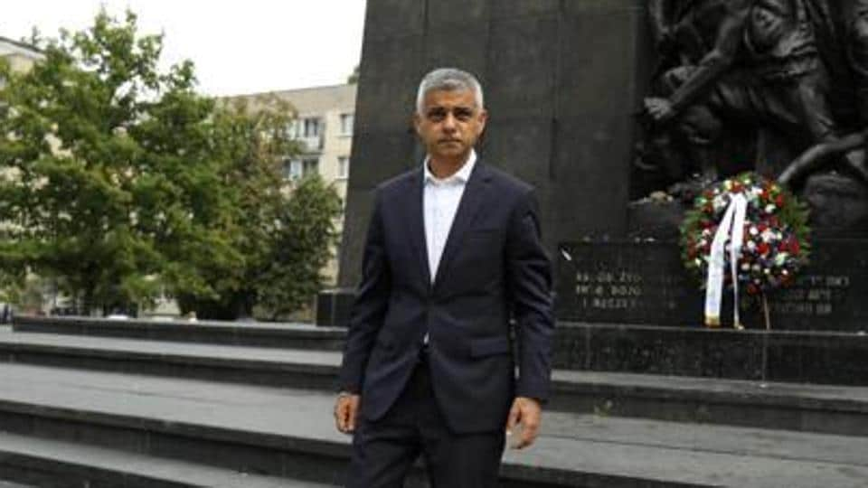 London mayor Sadiq Khan on Friday announced plans to transform parts of central London