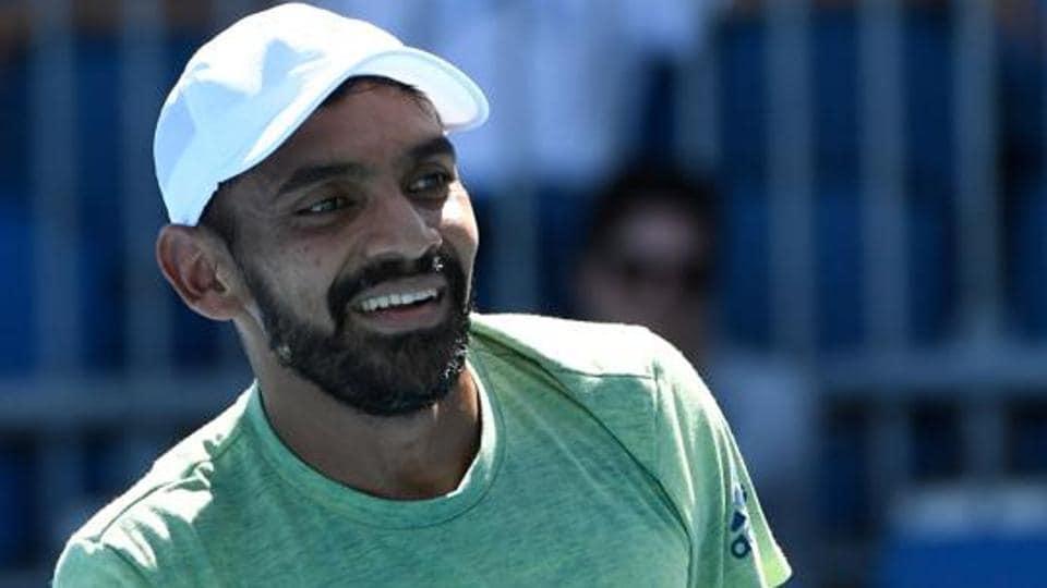 File image of Divij Sharan.