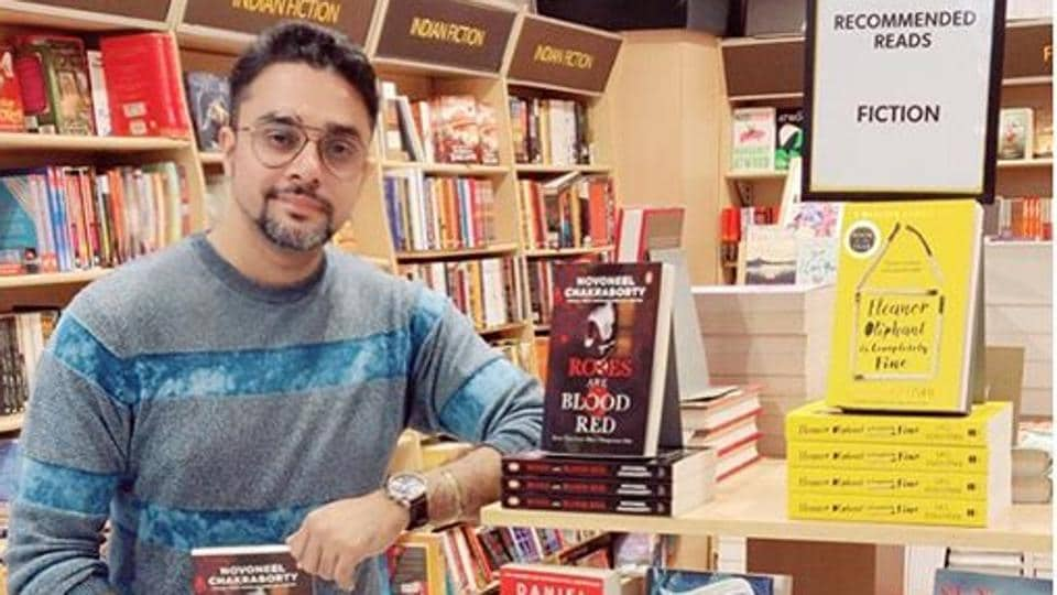"""""""If you are being harassed, involve your parents, teachers. Go to the police if need be,"""" says author Novoneel Chakraborty"""
