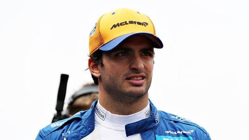 Carlos Sainz of Spain