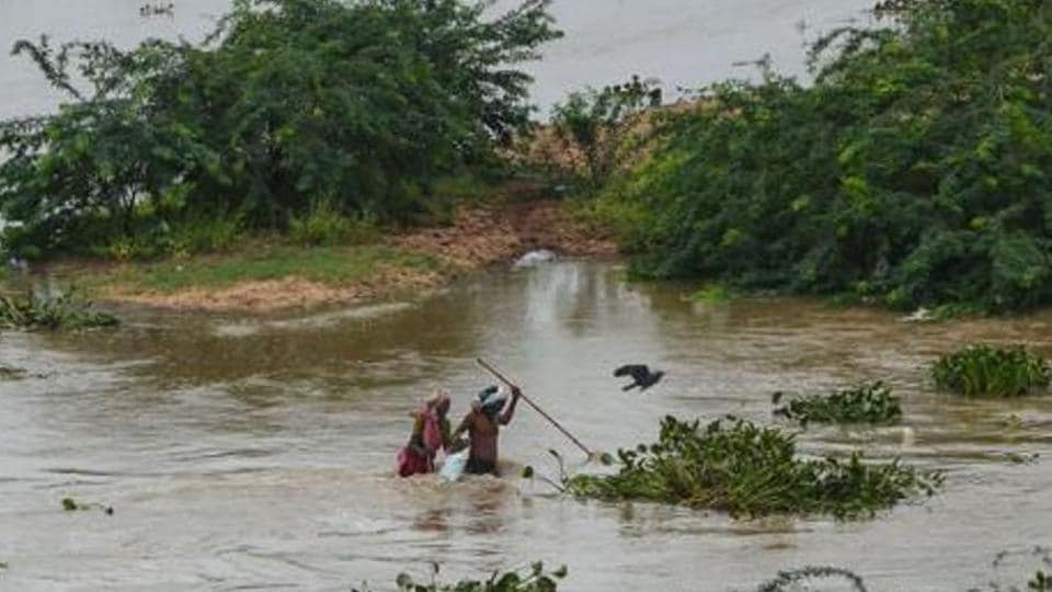 Telangana has alleged that Andhra Pradesh is drawing up to eight tmc (thousand million cubic feet) of water from the Krishna river daily.