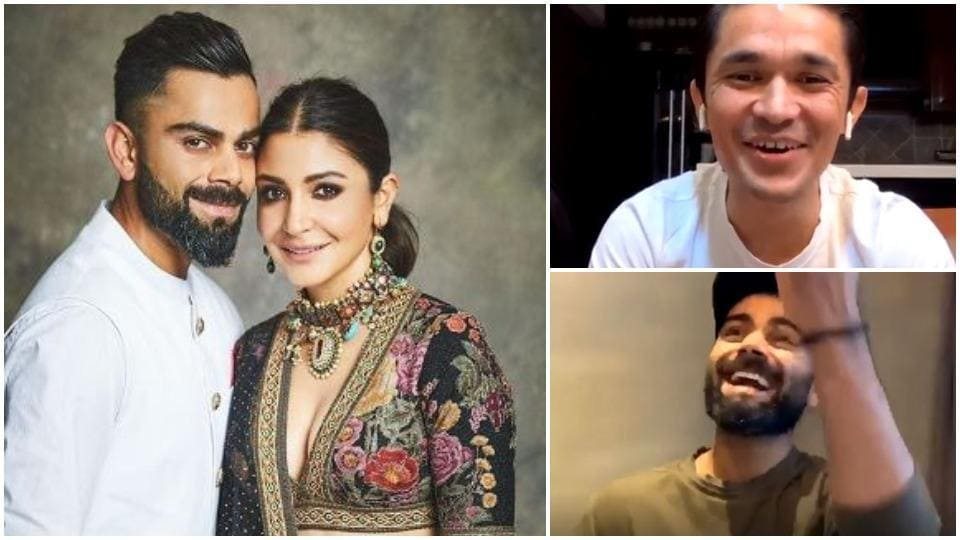 Virat Kohli explained all the accusations levelled against him about being a bad husband to Anushka Sharma.