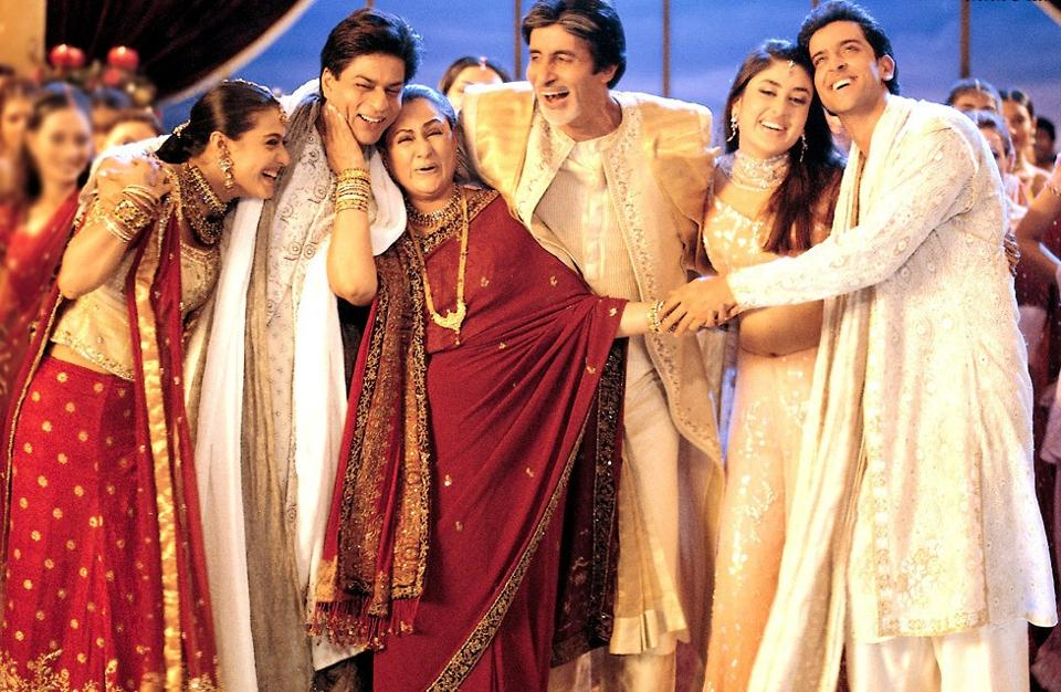 HrithikRoshan was 'a bit of a lost child' on the sets of Kabhi Khushi Kabhie Gham.