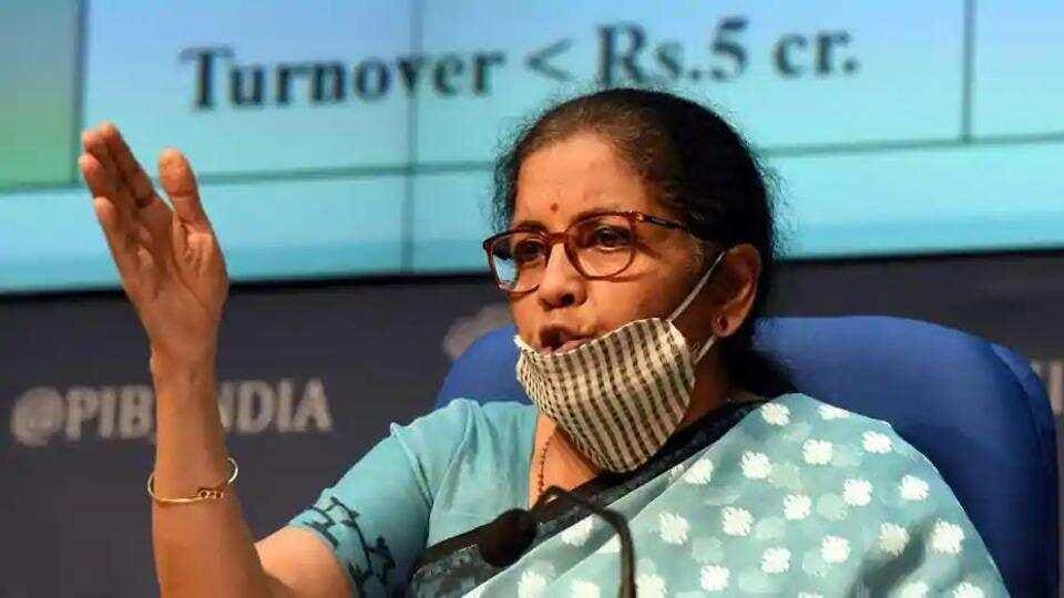 Sitharaman held her first press conference and shared details of the stimulus package on Wednesday.