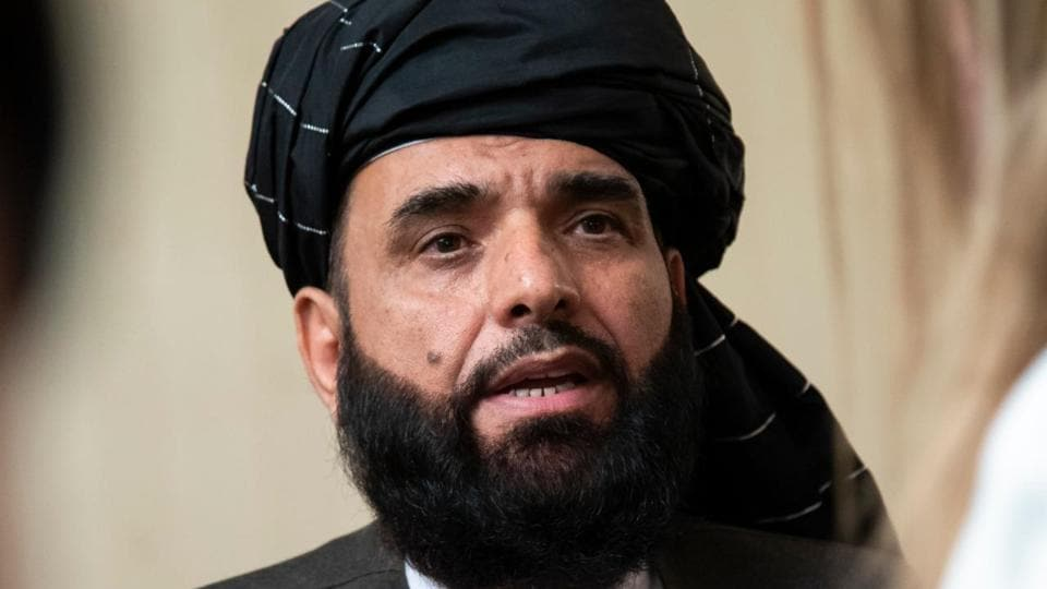 Suhail Shaheen, the spokesperson for the Islamic Emirate of Afghanistan, as the political wing of Taliban calls itself, issued the clarification on Tuesday.