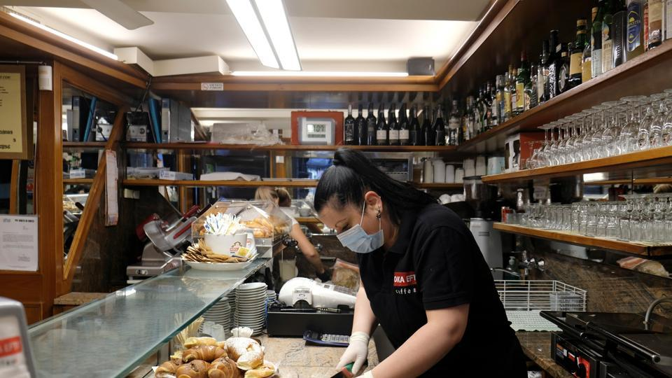Cafes, churches reopen in Italy, Greece as Spain targets mid-summer revival