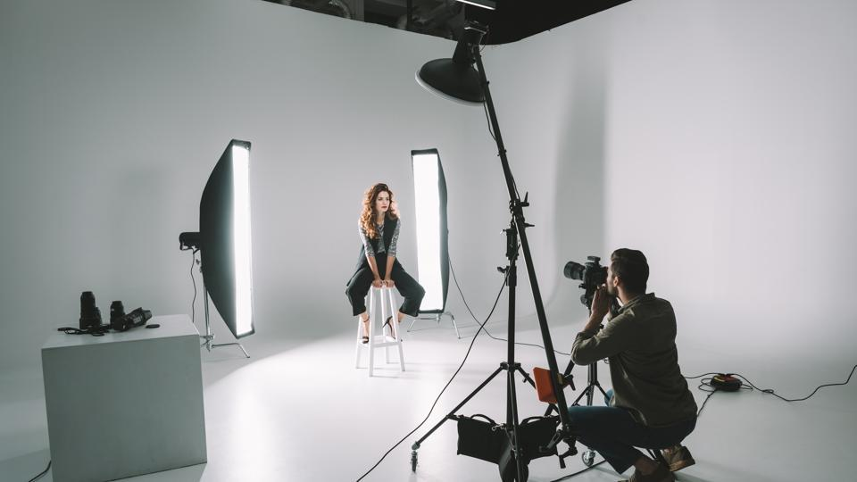Safety first: A new normal for fashion shoots