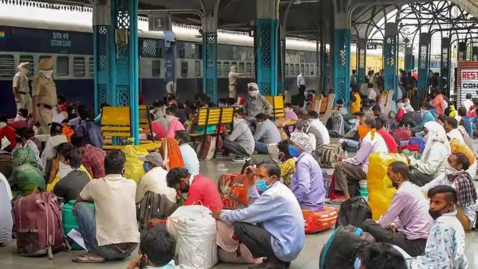 Previously, the trains were being run only after a concurrence was given by states that are sending the passengers as well as those receiving them, the ministry said.  (HT photo)