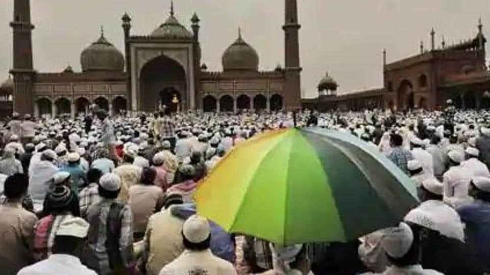 Eid falls on May 24 or 25 this year.