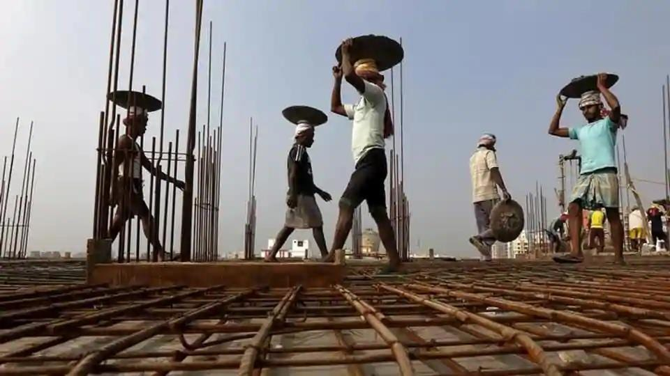 While construction firms are ready to start work, property owners said shortage of labour may hamper the progress on private projects.