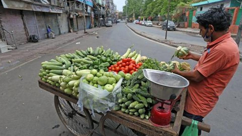 Two vegetable vendors were found to be coronavirus positive in Ujjain recently.