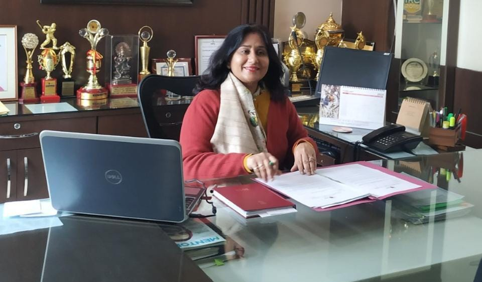 One must adapt to the environment to be true survivors and achievers, says Anupama Chopra, Principal, GD Goenka Public School, East Delhi