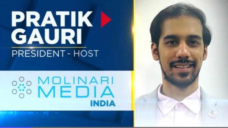 The company named Pratik Gauri, an Indian business leader as the Host and President of the new venture.