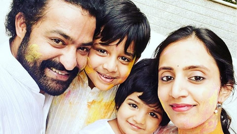Jr NTR will be seen next in RRR, directed by SS Rajamouli.