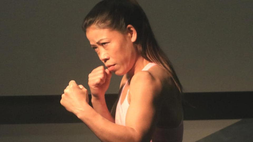 Mary Kom missed the 2016 Olympics and is determined to make up for it in Tokyo next year